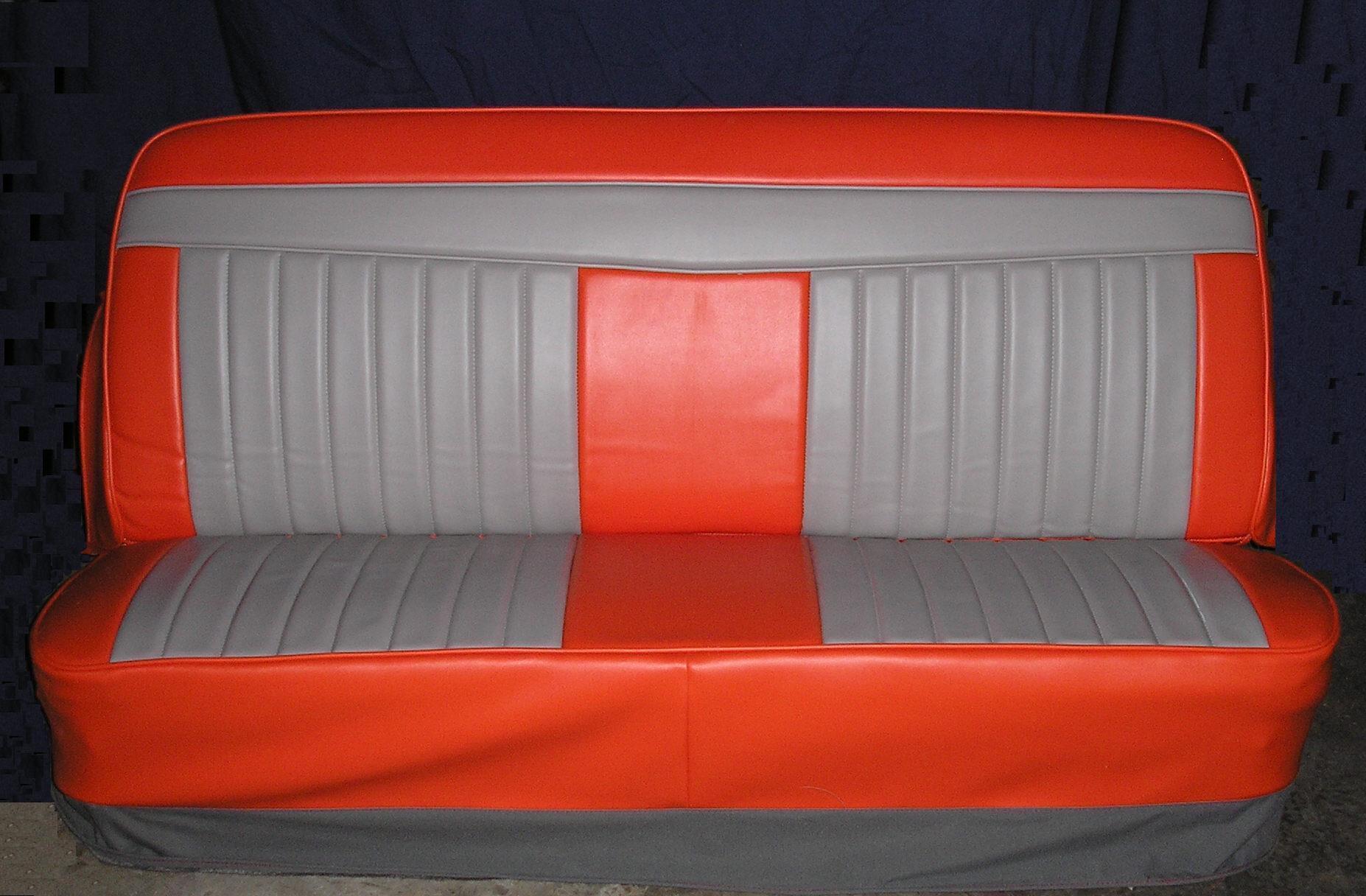 Ics Bench Truck Seat Covers Rick S Custom Upholstery