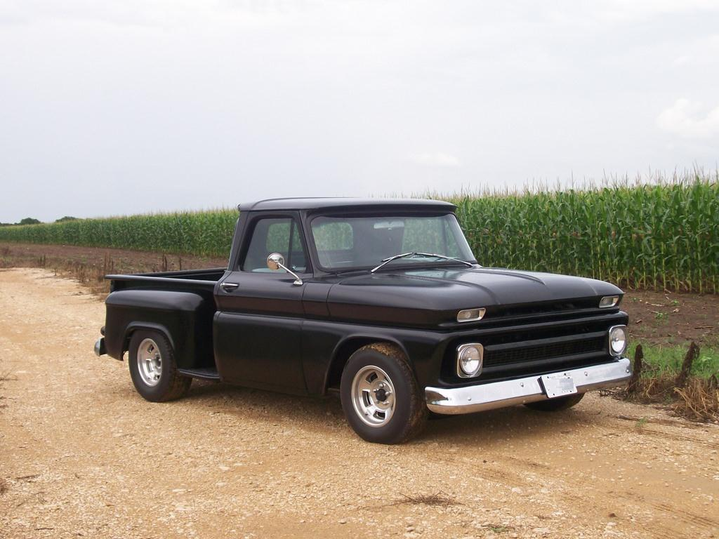 61 Chevy Pick-Up.