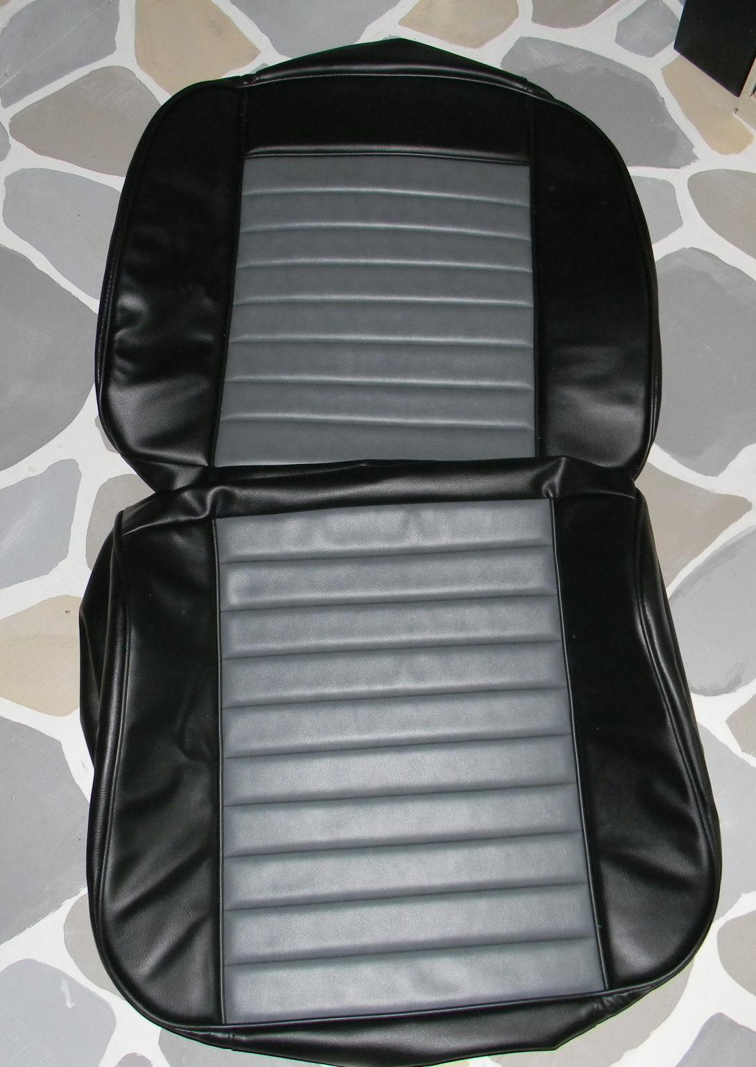 Chevy Truck Seat Covers >> K5 Blazer / Bucket Seat Covers / Rick's Custom Upholstery