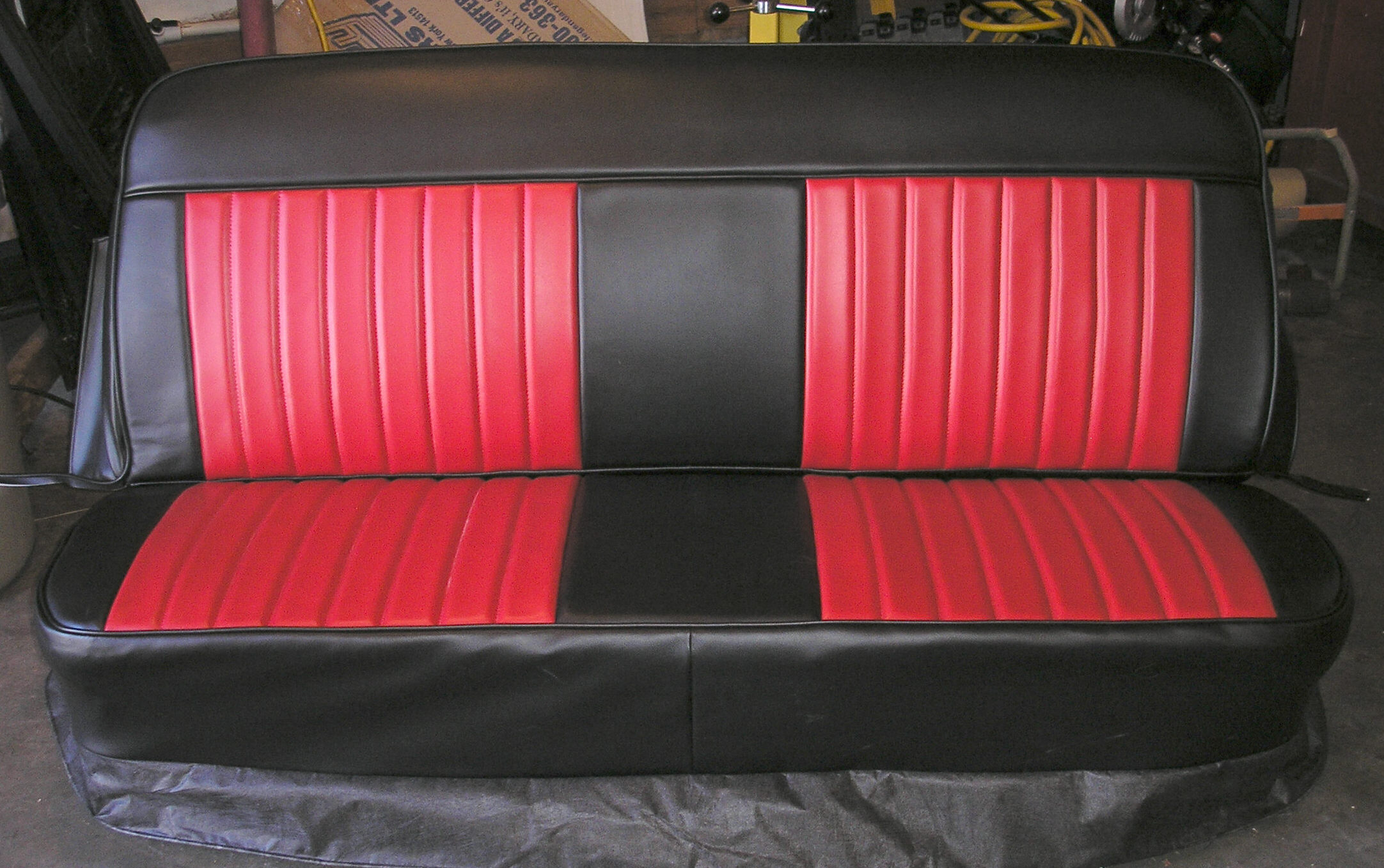 Chevy Truck Seat Covers Rick S Custom Upholstery