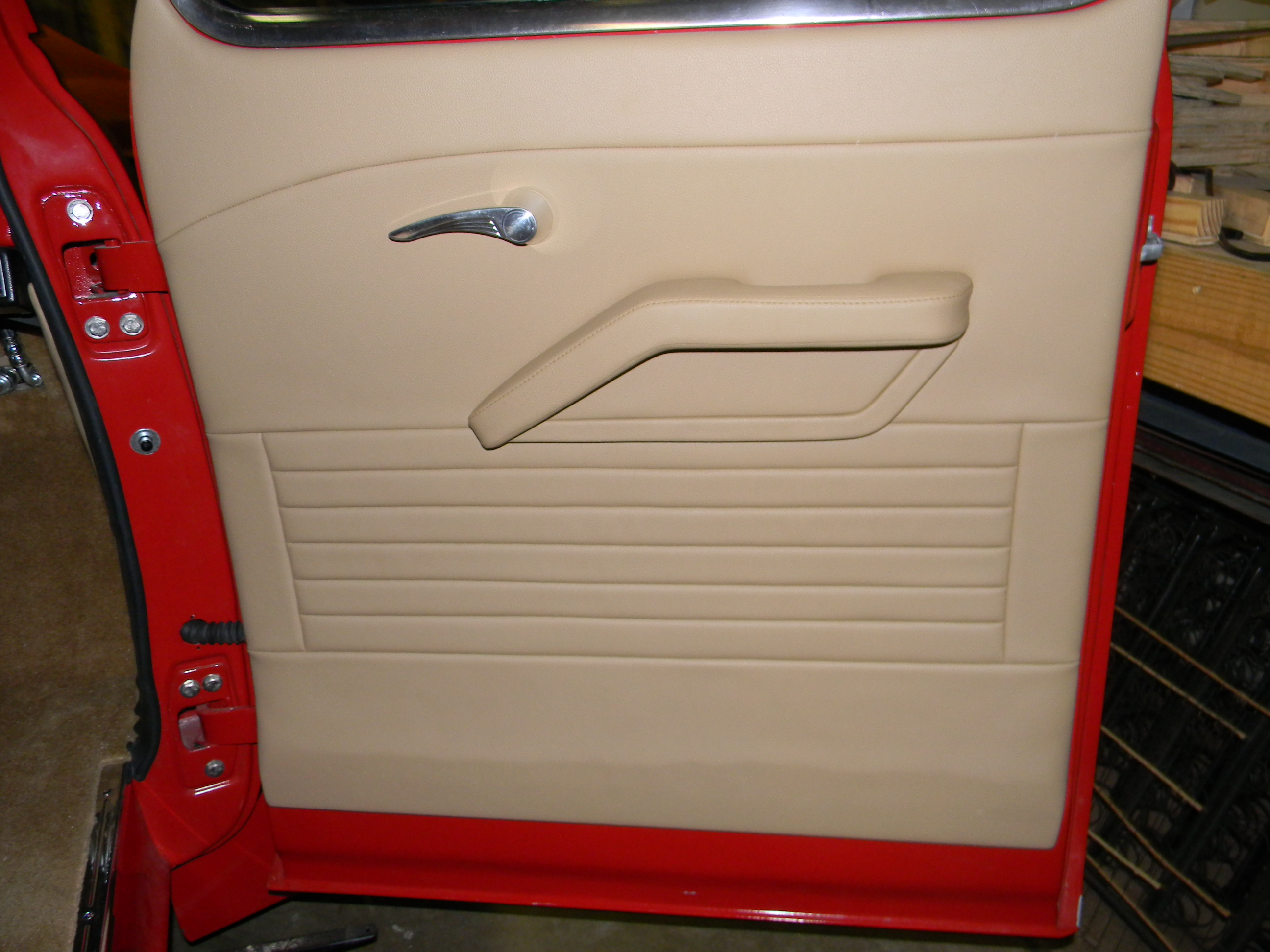 upholstery truck car rods up s frank chevy door interiors pick interior panels ford hot custom