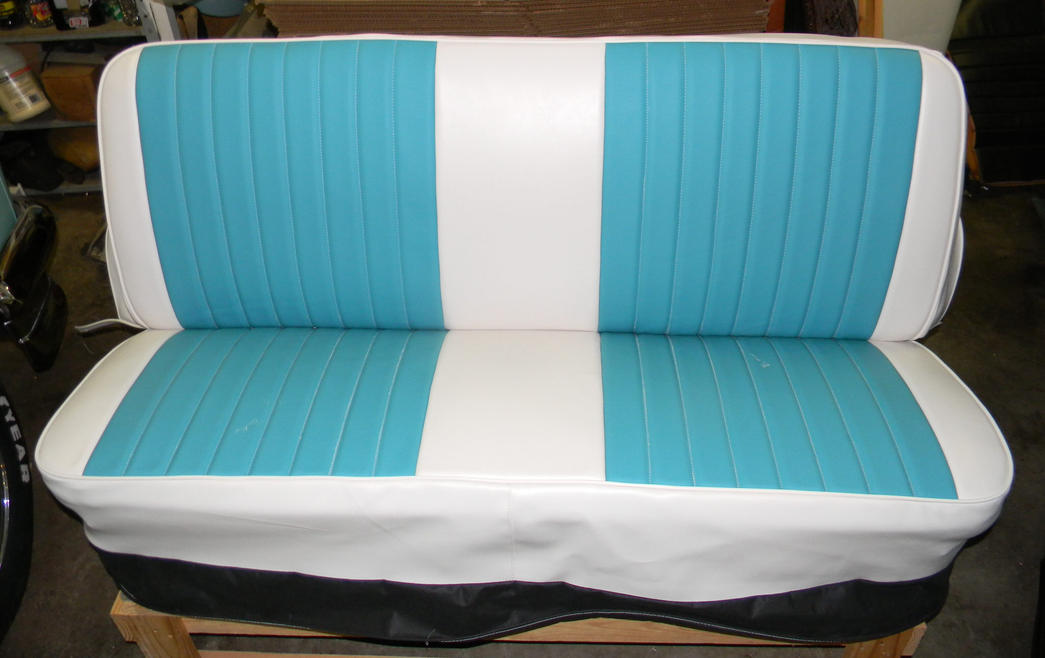 What Is Leather Made Of >> Rick's Custom Upholstery