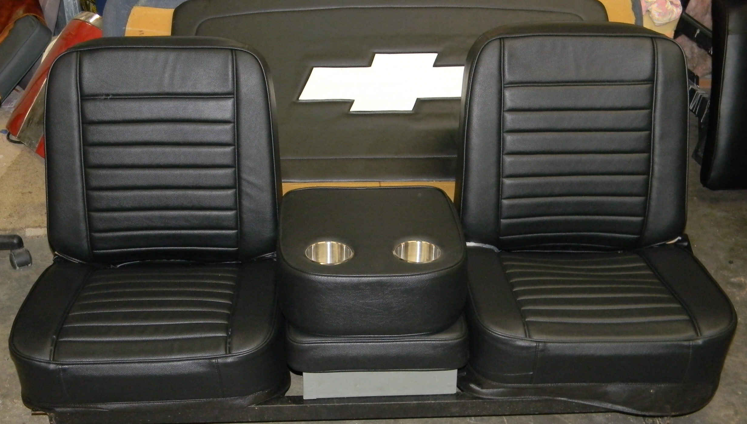 Buddy Bucket Seat Covers