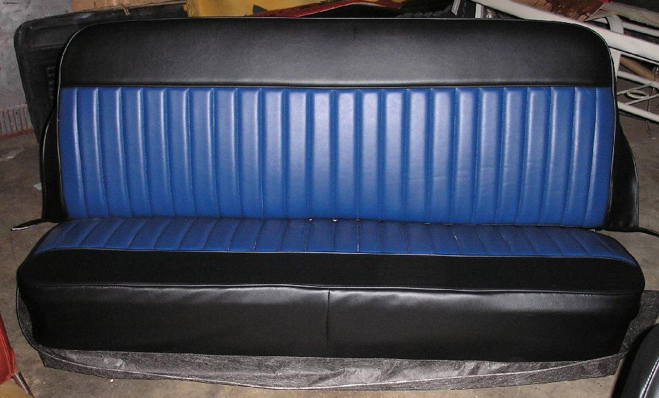 Roadster Bench Truck Seat Covers